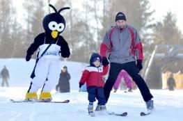 Kielce Atrakcja Szkoła narciarska STADION