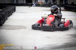 Kielce Atrakcja Gokarty KART RACING CENTER