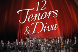 Kielce Wydarzenie Koncert 12 Tenorów & Diva