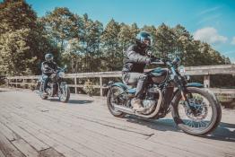 Kielce Wydarzenie zlot motocyklowy VI Spotkanie Klasycznych Triumphów