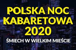 Kielce Wydarzenie Kabaret Polska Noc Kabaretowa 2020 - KIELCE