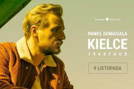 Kielce Wydarzenie Koncert Paweł Domagała